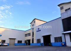 Sunrise Metal aluminum die casting manufacturer
