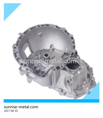 aluminum die casting with advanced machine
