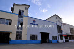 Reliable aluminum die casting factory