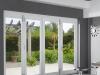 WPC Wood Plastic Composite Door and Window