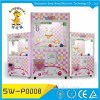 Song Wang Mega Wooden Cabinet Colorfull Toy Big Claw Crane Game Machine for Children