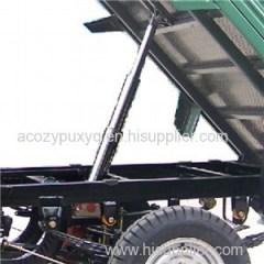 200cc Hydraulic Dump Construction Cargo Tricycle