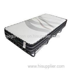 Hotel Metal Folding Guest Room Single Folding Bed Frame