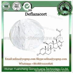 Corticosteroid Powder Deflazacort For Anti-inflammatory