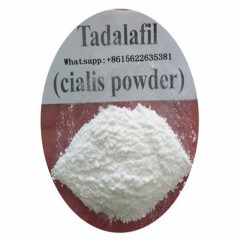 Tadalafil White Crystalline Powder Cialis for man ED treatment