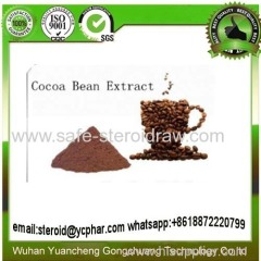 Cocoa Extract Natural Cocoa Bean Extract Powder Theobromine 6-20%