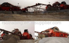 SAND WASHING PLANT (machine)