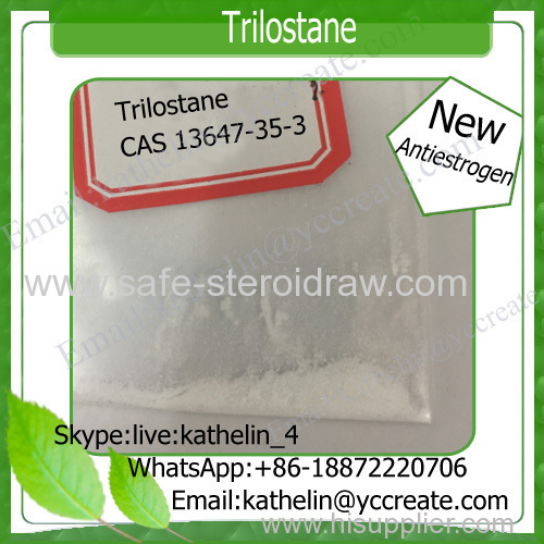 New Antiestrogen Trilostane powder 13647-35-3 adrenocortical suppressant