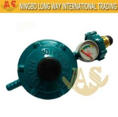 Low Pressure Regulator with Meter Safety Manufacturer 0