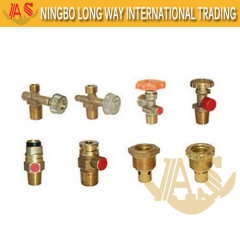 Latest Gas Cylinder Valves with High Quality
