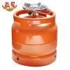 Gas Cylinder Nigeria LPG Cylinder with Camping Burner Steel Household