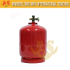 2017 Weld Steel Lpg Gas Cylinder with Valve/Compress Gas Tank