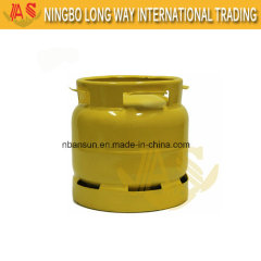 Steel Household Gas Cylinder Nigeria LPG Cylinder with Camping Burner
