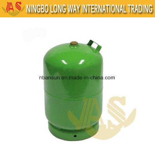 5kg Nigeria LPG Filling Bottle Cooking Gas Cylinder