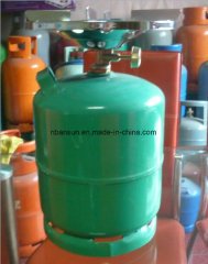 China Factory Direct Small Gas Cylinders With High Quality