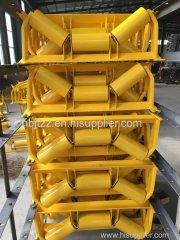 CEMA standard steel roller conveyor roller for belt conveyor system