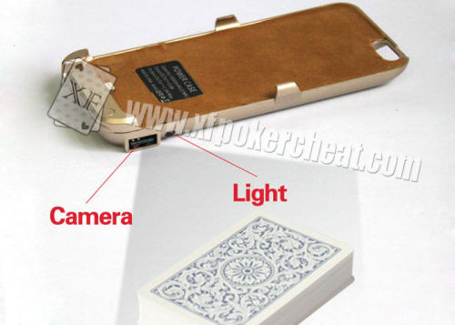 Power Case With Built-in Camera Of Original iPhone 6 For PK S7 Analyzer