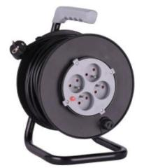 H05VVF 3G2.5mm French outdoor socket cable reel