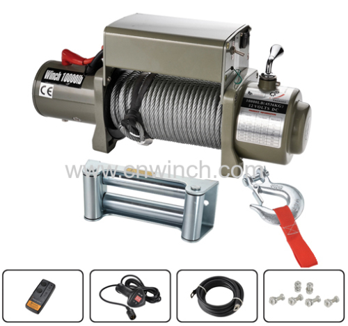 Powerfull Electric Winch 10000lbs