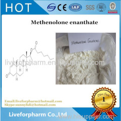 Methenolone enanthate Powder Primobolan Depot for Bodybuilding CAS 303-42-4