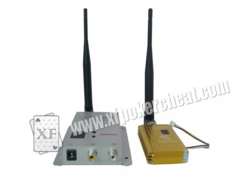 12 Channels 1.3Ghz Wireless Radio Transmitter And Receiver Gambling Cheat Devices