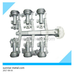 Alloy Aluminum Die Casting Part