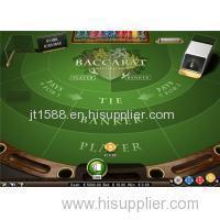 Baccarat Cheating Poker Software voor het lezen van Barcode Marked Cards