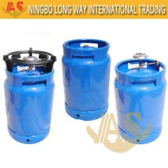 Afrika LPG Gas Cilinders voor Huishoudelijk en Koken