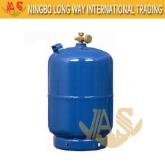 Cilindros de gás de bombeamento de bom preço de alta qualidade
