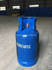 Camping Cooking Gas Cylinder Export for Africa