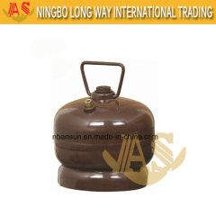 3kg Cooking Gas Cylinders LPG Gas Bottle for Africa