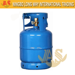 Daly Standard Promotion Wholesale Refillable 6kg LPG Gas Bottles Prices 0