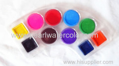 Fine Art Solid Watercolor paint box