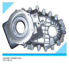 ODM and OEM Customized Aluminum Die Casting