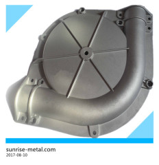 Metal cast aluminum parts