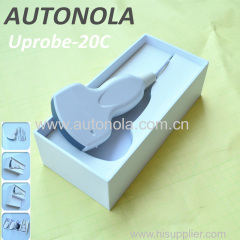 ultrasound convex probe for laptop