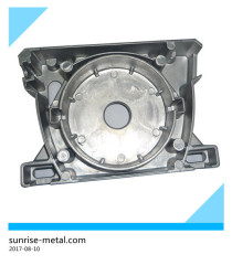 Metal casting aluminum parts