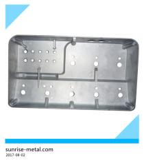 Aluminum pressure die casting parts