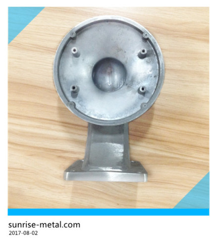 Die casting with anodizing parts manufacturer