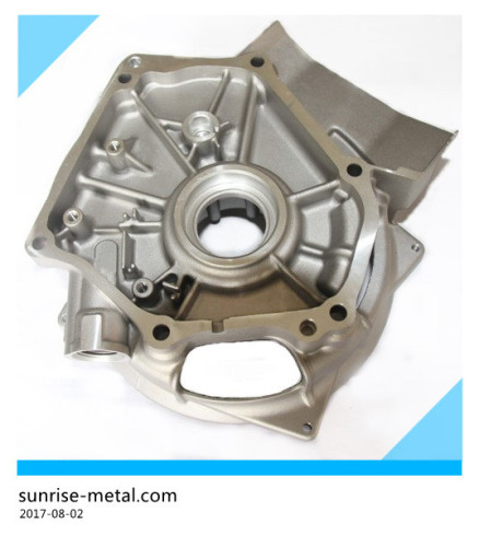 die casting components making