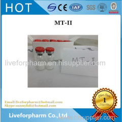 Buy High Purity Peptide Lyophilized Powder Melanotan-II MT-2 CAS 121062-08-6