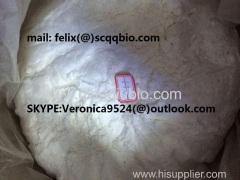 chines high quality powder mail:felix(@)scqqbio.com