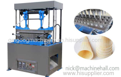 40 MOULD PIZZA CONE MOLDING MACHINES