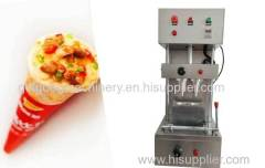 CONE PIZZA FORMING MACHINE FOR SALE