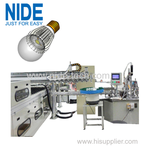 Customizied LED bulb production machine line