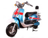 1000W Brushless New Design Electric Motorcycle electric chopper motocycle for adult