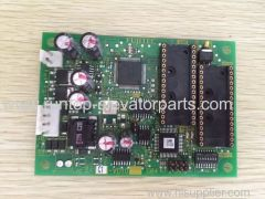 Hyundai elevator parts indicator PCB ZXK-CAN06C