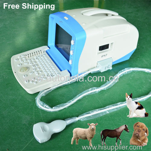 Good Factory Ultrasound Machine price Animal Portable Ultrasound Scanning
