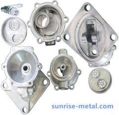 Die metal casting for aluminum auto
