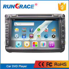 NEW 8'' Android 6.0 with Radio Bluetooth Wifi Car radio For Volkswagen